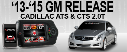 GM ATS CTS 2_0Turbo_relase