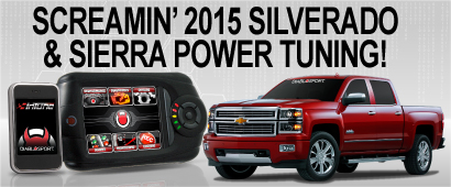 2015 GM Gas Trucks