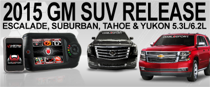 2015 GM SUV Release