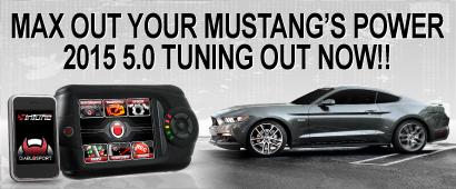 2015 5.0L Mustang