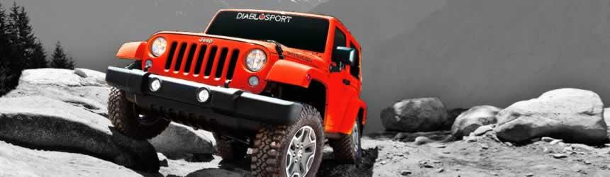 2015 Jeep Wrangler Tuning