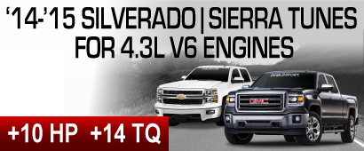 2014-2015 Chevrolet Sierra 4.3L