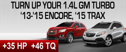2013-2015 Buick Encore - Chevrolet Trax