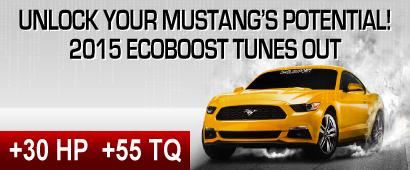 2015 2.3L Mustang